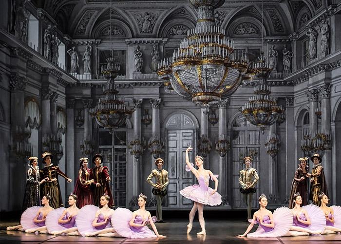 Opéra de Massy Direction Jack Henri Soum u00e8re # Ballet Belle Au Bois Dormant